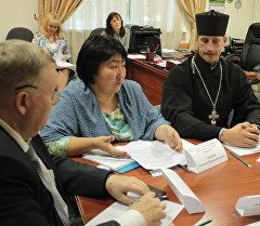 Председатель кыргызской диаспоры в Тюмени Канзада Сманова