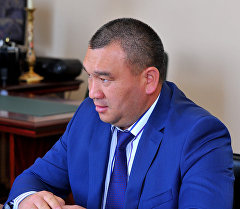 Председатель ГСКН  Рафик Мамбеталиев