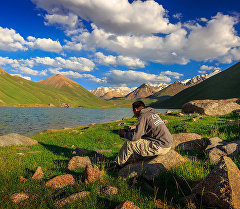 Малаец, снявший фильм о Кыргызстане оказался кыргызским зятем