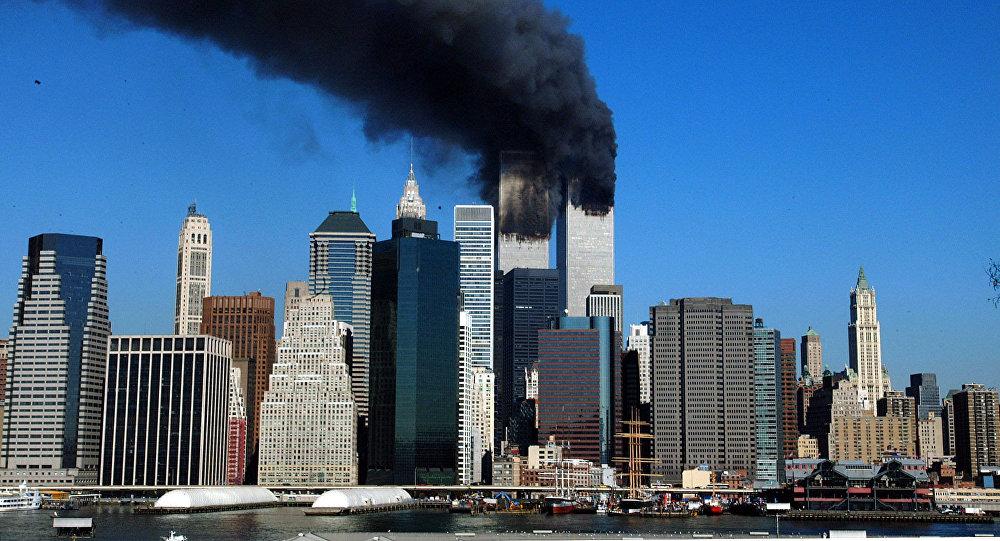 2001-жылдын 11-сентябрындагы теракты. Архив
