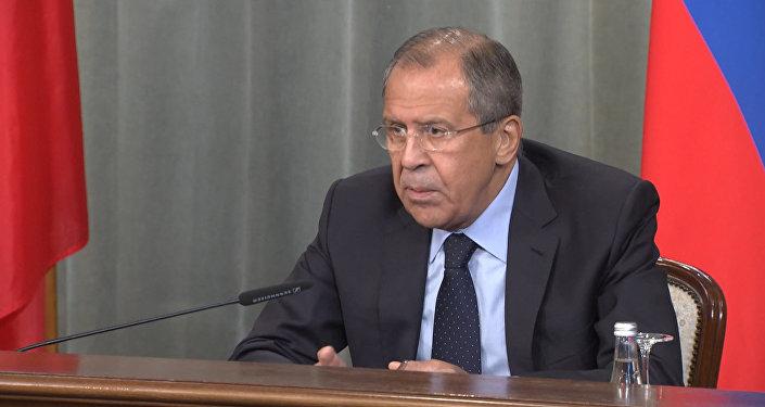 Лавров призвал членов коалиции сотрудничать с властями Сирии в борьбе с ИГИЛ
