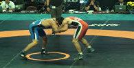 Кыргызстанский борец-тяжеловес давил иранского спортсмена, но проиграл