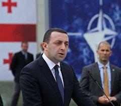 Грузия мамлекетини премьер-министри Ираклий Гарибашвили. Архив