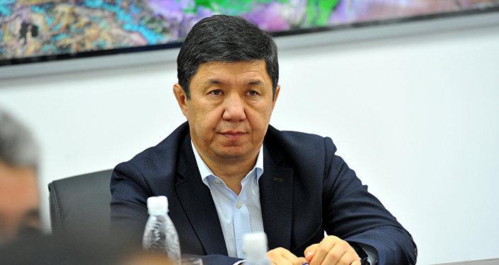 Ознакомление с деятельностью Центрально-Азиатского института