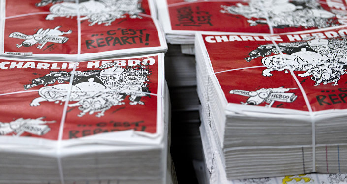 Журнал Charlie Hebdo. Архив