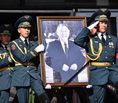Народный писатель Казат Акматов скончался на 74-м году жизни после продолжительной болезни