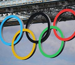 Олимпиада белгиси. Архив