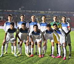 Кыргызстандын футбол боюнча өспүрүмдөр командасы. Архив
