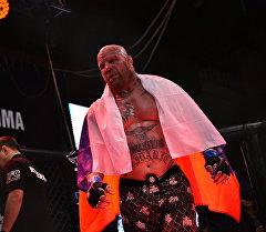 Американский боец MMA, многократный чемпион мира по джиу-джитсу и грэпплингу Джефф Монсон. Архивное фото