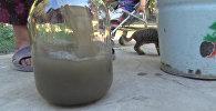 Зар-Таш айылынын тургуну Салима: биз өмүрү таза суу дегенди ичип көргө