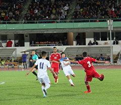 Кыргызстан - Иордания футбол беттешүүсү. Архив