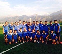 Кыргызстандын футбол боюнча жаштар курама командасы (U-19). Архив