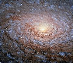 Новые фотографии галактики NGC. Архивное фото