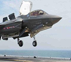 F-35 истребители. Архивдик сүрөт