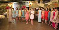 Красавицы из Китая, грузинские танцы и необычный ужин в ресторане