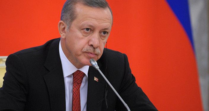 Түркиянын президенти Тайып Эрдоган. Архив