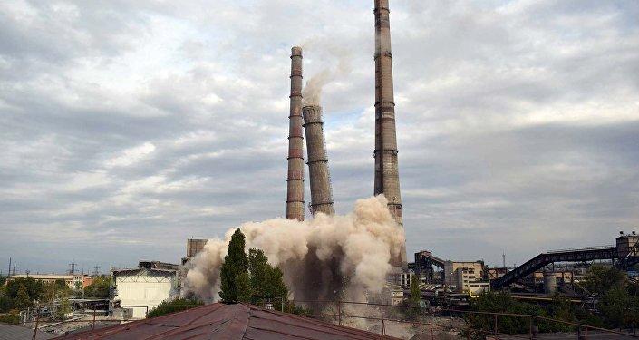 ТЭЦтеги оңдоо иштери өткөн жылдын декабрь айында башталып, Кытайдын ТВЕА компаниясы тарабынан жасалууда.