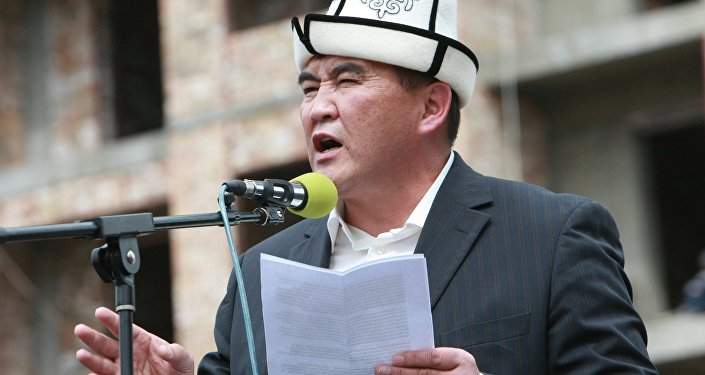 Ата-Журт партиясынын лидери Камчыбек Ташиев