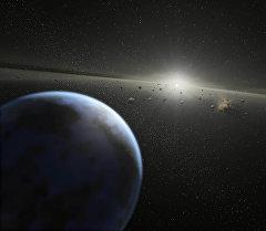Миссия AIDA: американцы собьют астероид-убийцу, Европа будет наблюдать