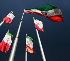 Иран желеги. Архив
