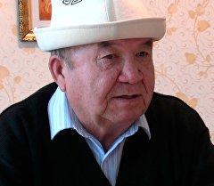 Акын Шайлообек Дүйшеев. Архив