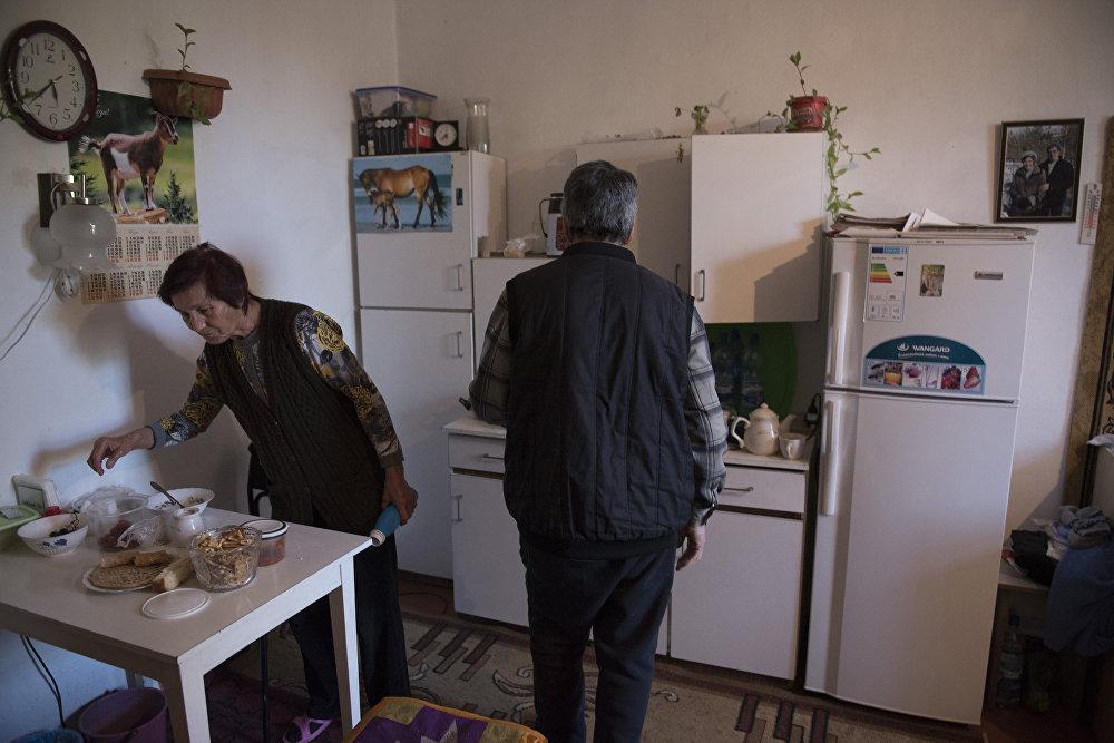 У бабушек и дедушек есть возможность готовить самим свои любимые блюда
