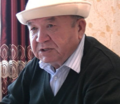 Кыргыз эл акыны Шайлообек Дүйшеев: карылардын каргышы алыска узатпайт