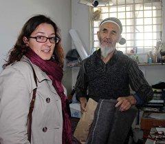 2010-жылдын июнь айында улут аралык араздашууну тутанткан деп соттолгон Азимжан Аскаров. Архив