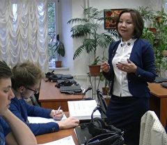 Россиянын борбордук жогорку окуу жайында кыргыз тили окутулуп баштады