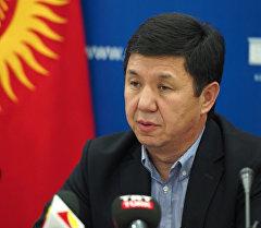 Сариев: проведение честных выборов свидетельствует о мужестве власти