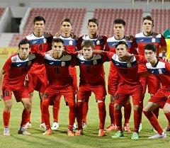 Кыргызстандын футбол боюнча курама командасы (U-16). Архив