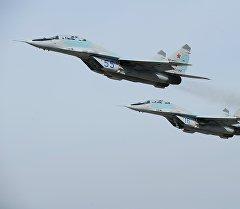 МиГ-29 учактары. Архив