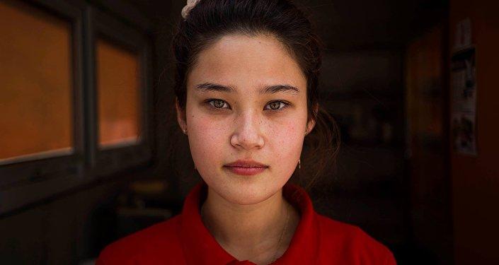 Бишкекчанка. Архивное фото