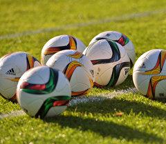 Футбол топтору. Архив
