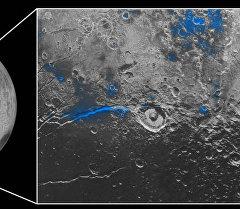 New Horizons спутниги Плутон планетасындагы муздарды сүрөткө тартты