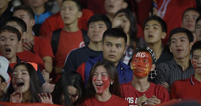 LIVE: матч Кыргызстан — Таджикистан в Бишкеке