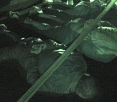 Милиция кызматкери Бакиев: кылмышкерлерди түнкү бир жарымдар чамасында кармадык