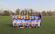 Женская национальная сборная Кыргызстана. Архивное фото