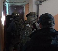 Спецоперация НАК по предотвращению теракта в Москве. Видео с места событий
