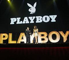 Певцы Тимур Родригес и Анна Седакова на церемонии награждения самой красивой девушки года по версии журнала Playboy. Архивное фото