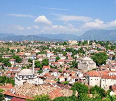Түркиядагы Сафранболу шаары. Архив