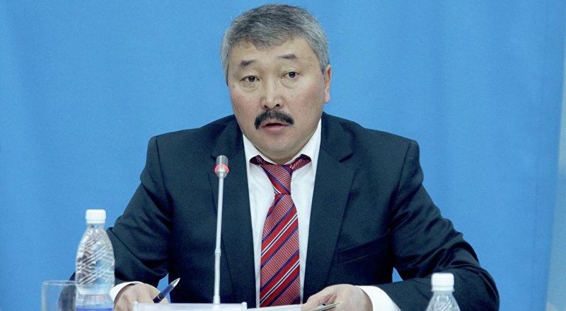 Депутата парламента от партии Ата Мекен Самаков Карганбек Садыкович