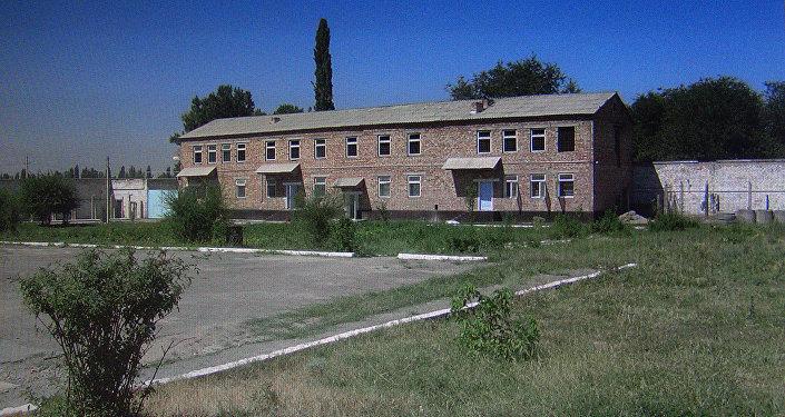 Здание администрации в СИЗО-50(2008 год)