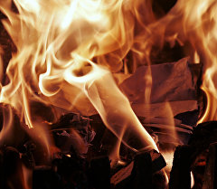 Сгорели уголовные дела осужденных в Алае