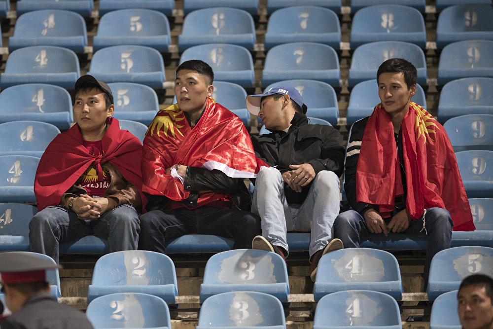 Следующий матч пришелся на 3 октября. Зрители ждут зрелища на игре с Бангладеш