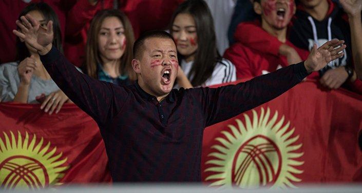 Футбольный матч Кыргызстан — Бангладеш