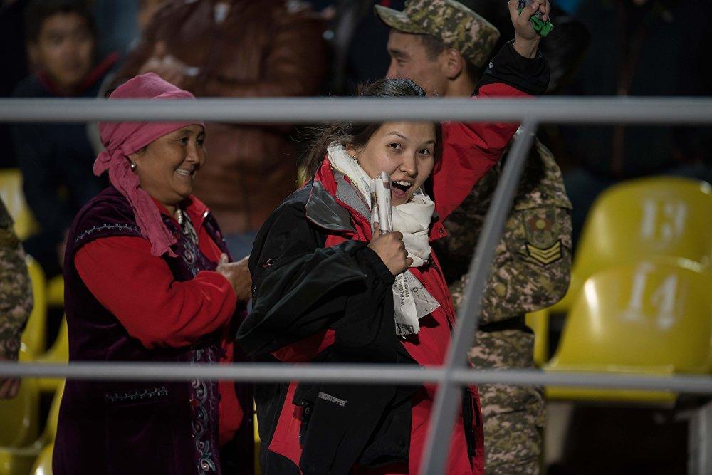 На стадион приходят и будущие мамы