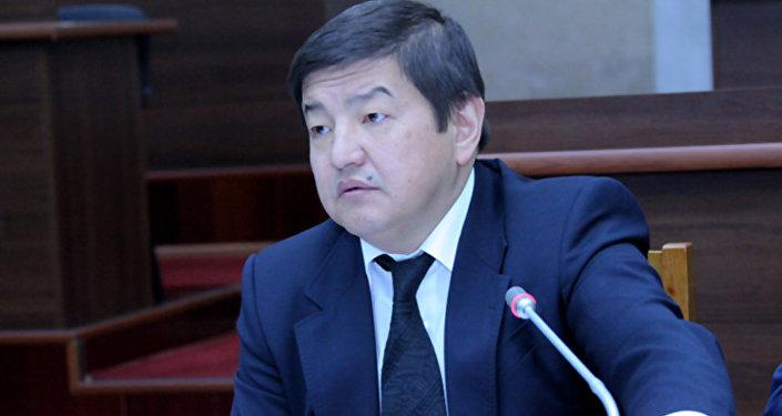 Акылбек Жапаров. Архивное фото
