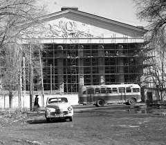 Бишкеку—137: история строительства города в архивных фотографиях