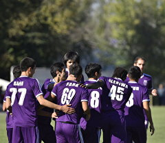 Абдыш-Ата футбол командасы.